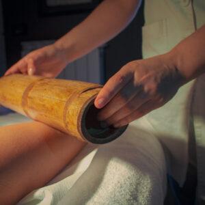 Massaggio al Bambù