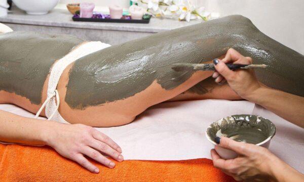 Trattamento fanghi e massaggio